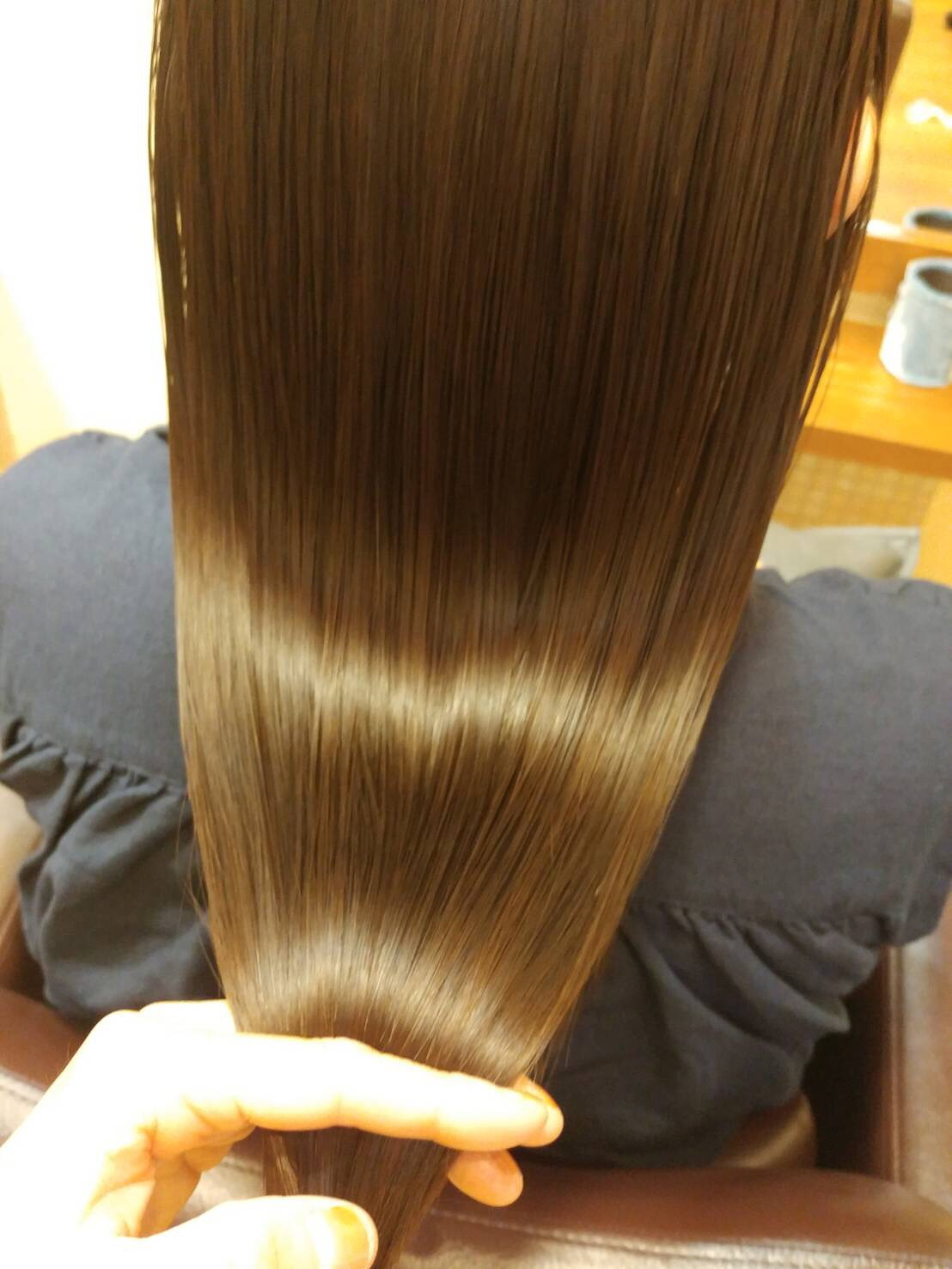髪質改善トリートメント(๑˃̵ᴗ˂̵)